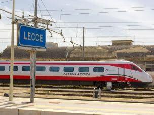 Frecciargento - szybka kolej we Włoszech