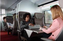 Железнодорожные сообщения EUROSTAR