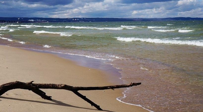 How to get to baltic sea in Poland