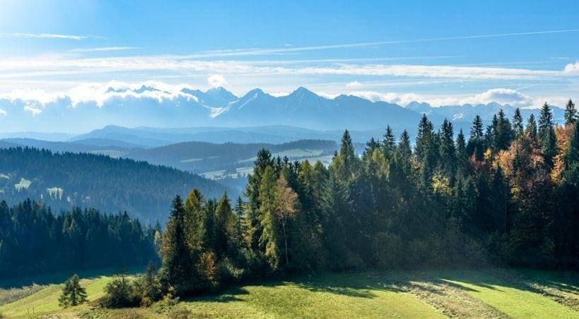 How to get to Tatra Mountains in Poland