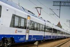 Intercity polish railways