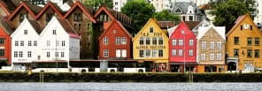 Bergen - train tickets