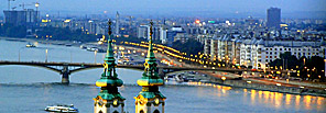 Будапешт - билеты на поезд