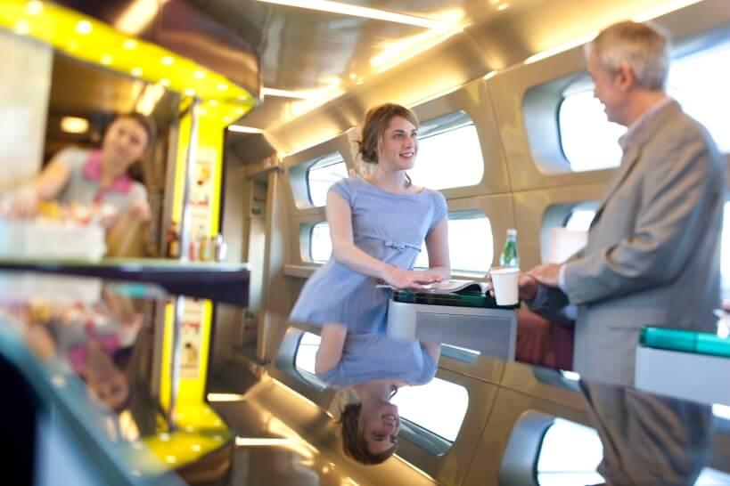 TGV - Tanie bilety kolejowe