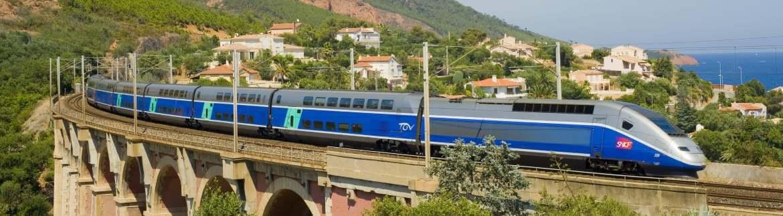 TGV - kolej dużych prędkości we Francji