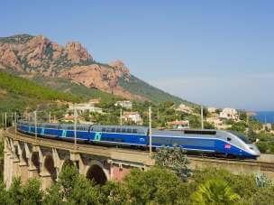 TGV - połączenia kolejowe we Francji