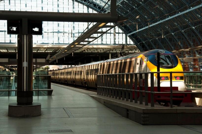 Eurostar bilety online