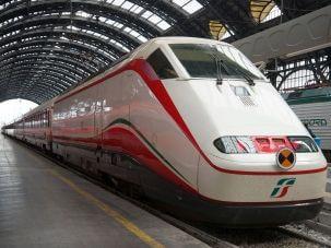 Frecciabianca - pociągi we Włoszech