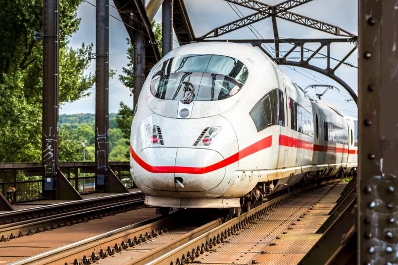 Inter City Express w Niemczech bilety online