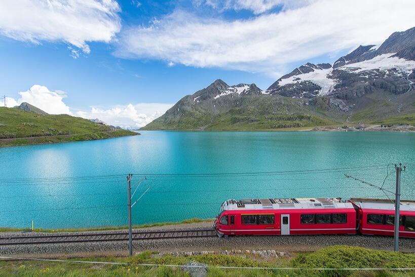 Glacier Express bilety online