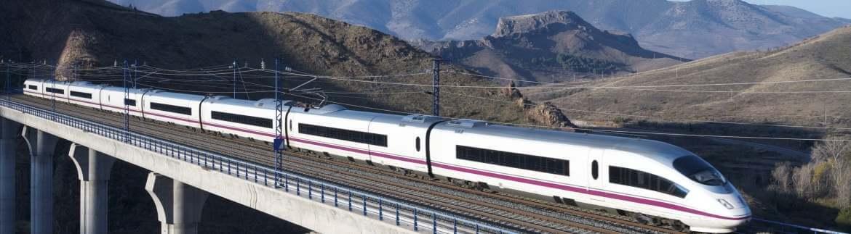AVE - koleje dużych prędkości w Hiszpanii