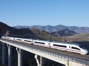 AVE - hiszpańska kolej dużych prędkości