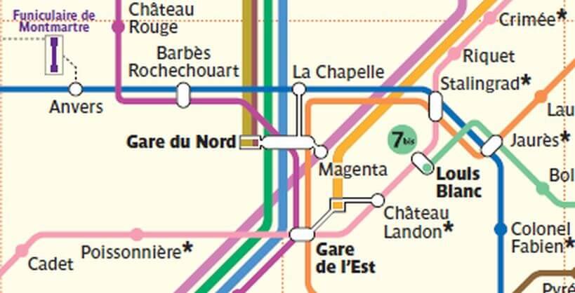Pociąg z Paryża do Londynu