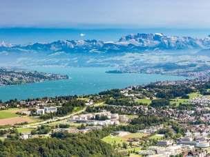 Pre-Alpine Express - Koleją panoramiczna przez Szwajcarię