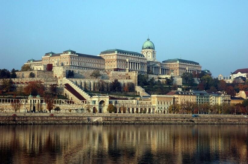 Pociągiem do Budapesztu - Zamek Królewski
