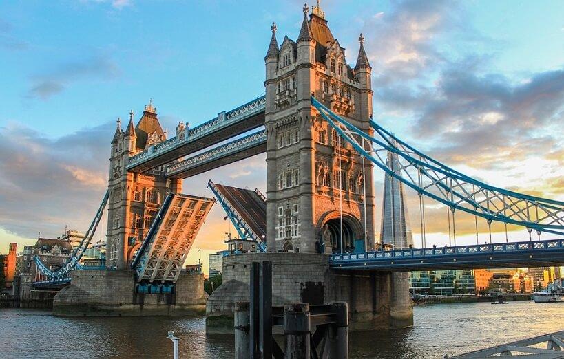 Londyn - bilety Eurostar na pociąg online