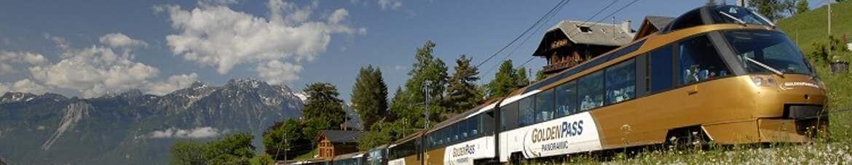 Golden Pass - pociąg Złotej Przełęczy