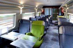 TGV - Первый класс
