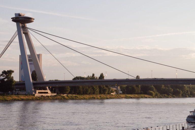 Bratislava - train connections