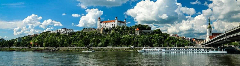 Train to Bratislava