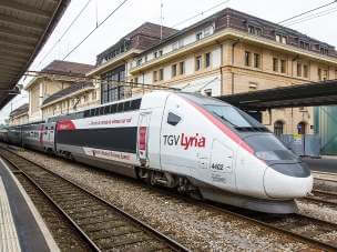 TGV French trains