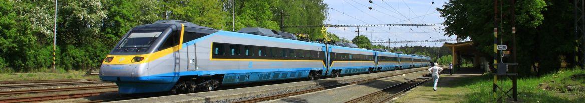 Train tickets online
