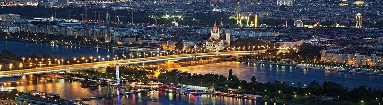 посещение Вены