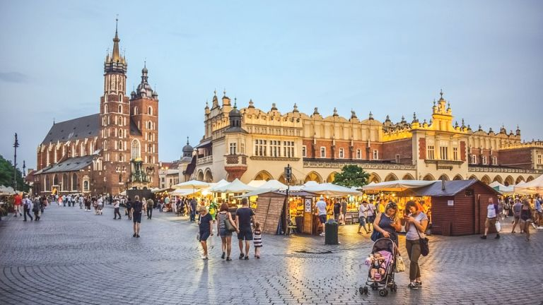 Pendolino Kraków