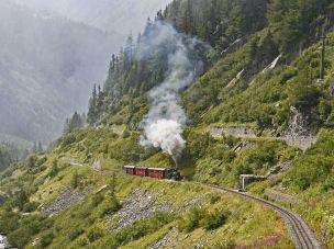 Pociągiem po Europie - najpiękniejsze trasy
