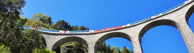 Pociągiem przez Europę