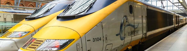 Eurostar - на поезде сквозь Европу