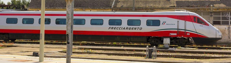Поезда Frecciargento